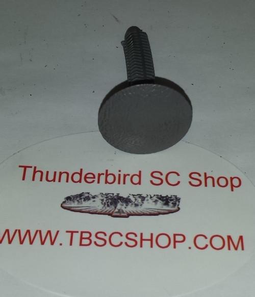 Kick Panel Push Pin - Gray - 1996 - 1997 Thunderbird and Cougar - WWW.TBSCSHOP.COM