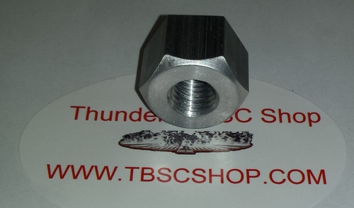 1989 - 1995 Thunderbird Super Coupe - Billet Aluminum Supercharger Nut - www.tbscshop.com