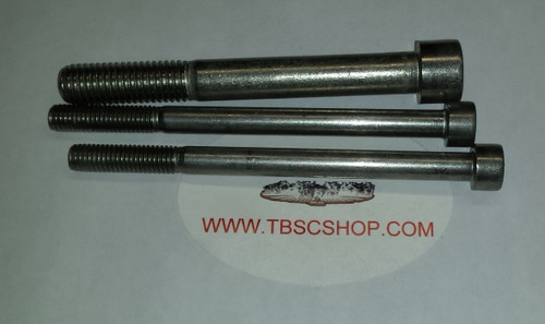 Supercharger to Intake Manifold Bolt Kit - Stainless Steel - 1989 - 1995 - Thunderbird and Cougar - WWW.TBSCSHOP.COM