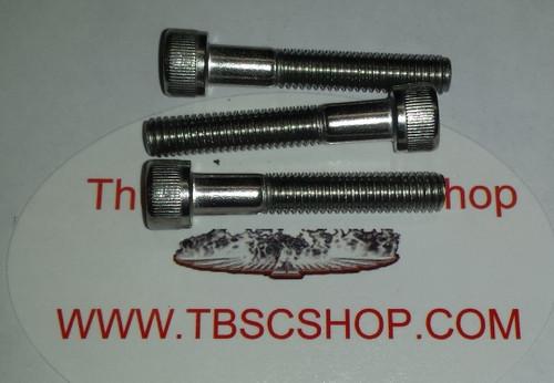 Crank Sensor Bracket Bolt Set  - Stainless Steel - 1989 - 1993 Thunderbird and Cougar - WWW.TBSCSHOP.COM