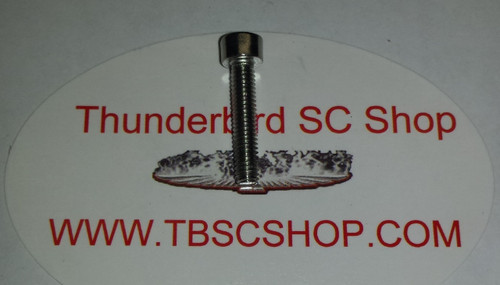DIS Module Bolt - Stainless Steel  - 1989 - 1993 Thunderbird and Cougar - WWW.TBSCSHOP.COM