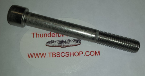 Tensioner Bolt - Stainless Steel  - 1989 - 1995 - Thunderbird and Cougar - WWW.TBSCSHOP.COM