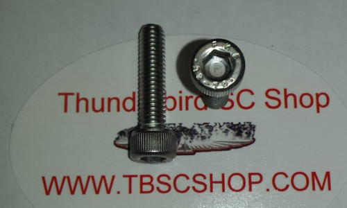Idle Air Control Bolt Set (IAC) - Stainless Steel - 1989 - 1995 - Thunderbird and Cougar - WWW.TBSCSHOP.COM