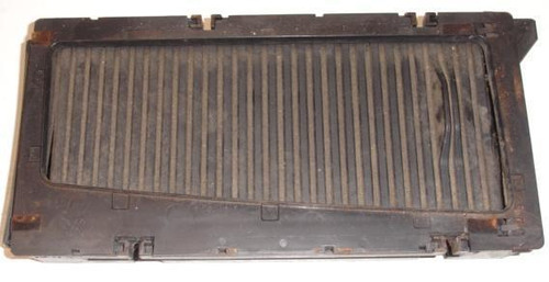 Dash Sliding Tray - Black  - 1989 - 1993 Thunderbird and Cougar - WWW.TBSCSHOP.COM