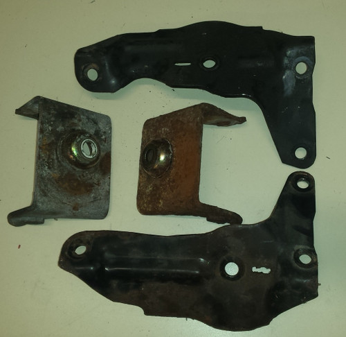 Lincoln Mark VIII - Motor Mount Bracket Set - 4.6L DOHC - 1993 - 1998 - WWW.TBSCSHOP.COM