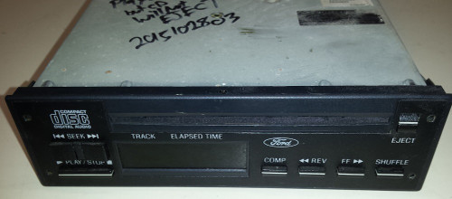 Radio Power Adapter with Non-Premium Sound Adapter - 1989 - 1997 Thunderbird and Cougar - WWW.TBSCSHOP.COM