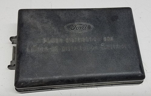 Lincoln Mark VIII - Fuse Box Cover - 4.6L DOHC - 1993 - 1996 - WWW.TBSCSHOP.COM