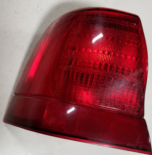 Corner Brake Tail Light Driver Side 1992-1997 Thunderbird Ford OEM