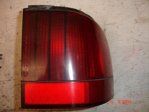 Cougar XR7 - Corner Brake Tail Light - Passenger Side - 1989 - 1990 - Grade C - WWW.TBSCSHOP.COM