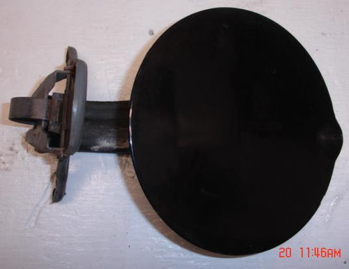 Fuel Door - Black - Without Lock - Grade C - WWW.TBSCSHOP.COM