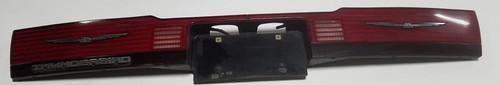 1989 1990 1991 Thunderbird LX Complete Trunk Reflector Grade B