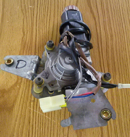 Seat Belt Motor - Driver Side - 1989 - 1993 Thunderbird and Cougar - WWW.TBSCSHOP.COM