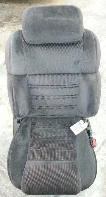 Seat Front - Passenger Side - Black Cloth - Full Power - 1989 - 1993 Thunderbird and Cougar - WWW.TBSCSHOP.COM