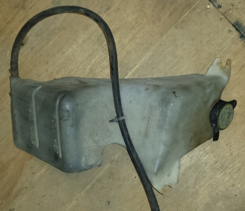 Coolant Overflow Tank without Low Level Sensor Option - 1989 - 1993 Thunderbird and Cougar - WWW.TBSCSHOP.COM