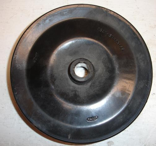 Power Steering Pump Pulley- 8 Rib - 3.8L SC - 1989 - 1995 - Thunderbird and Cougar - WWW.TBSCSHOP.COM