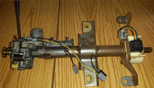 Steering Column without key switch - 1989 - 1993 Thunderbird and Cougar - WWW.TBSCSHOP.COM