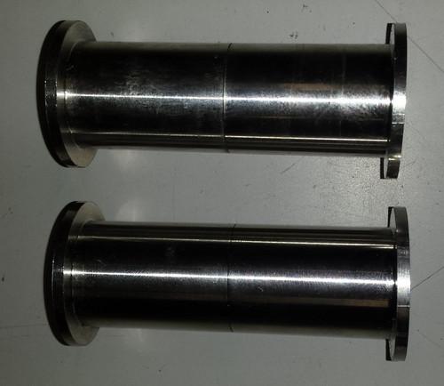 Front Strut Rod Stainless Steel Sleeves Kit - WWW.TBSCSHOP.COM
