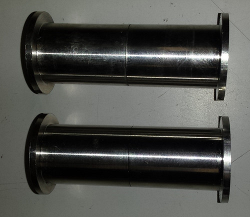 Front Strut Rod Stainless Steel Sleeves Kit - WWW.TBSCSHOP.COM