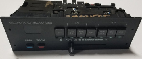 Auto Climate Control 1989 1990 1991 1992 1993 Thunderbird Cougar