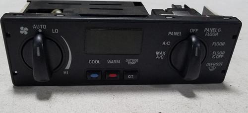 Climate Heat Control Auto 1994 1995 1996 1997 Thunderbird Cougar Grade A