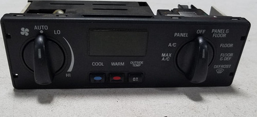 Climate Heat Control Auto 1994 1995 1996 1997 Thunderbird Cougar