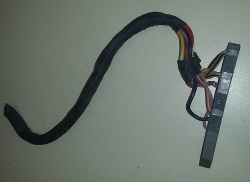 Door Switch Harness Pigtail - Passenger Side - 1989 - 1993 Thunderbird and Cougar - WWW.TBSCSHOP.COM