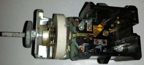 1989 - 1993 Thunderbird Cougar Headlight Switch - E6EB-11654-AA without Auto Lights - WWW.TBSCSHOP.COM