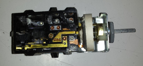 1989-1993 Thunderbird and Cougar Headlight Switch - E9SB-11654-AB with Auto Lights - WWW.TBSCSHOP.COM