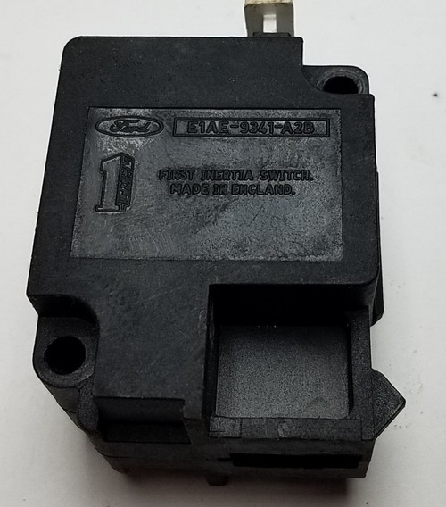 1986-1992 Thunderbird Cougar Mark VII Inertia Fuel Cut-Off Switch E1AE-9341-A2B