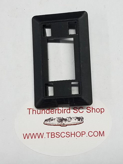 Sunroof Switch Trim Panel without Faceplate - 1989 - 1990 - WWW.TBSCSHOP.COM