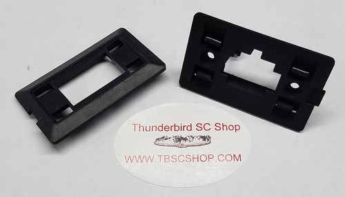 Sunroof Switch Bracket and Trim Plate Kit - 1989 - 1990 - WWW.TBSCSHOP.COM