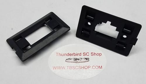 Sunroof Switch Bracket and Trim Plate Kit - 1989 - 1990 - WWW.TBSCSHOP.COM