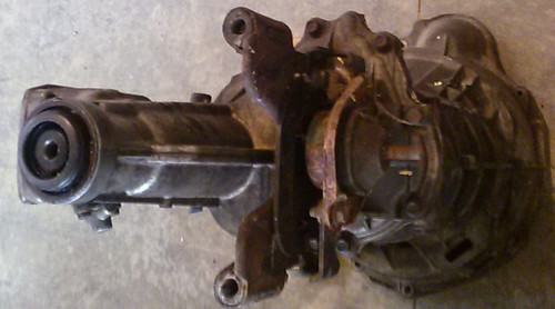 Manual - 5 Speed Transmission - M5R2 RKE - 1989 - 1993 - E9SR-AB RKE-AA1 - WWW.TBSCSHOP.COM
