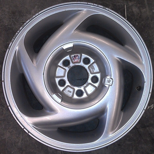 Wheel - 1989 - 1992 - Grade C - SKU 102180 - WWW.TBSCSHOP.COM