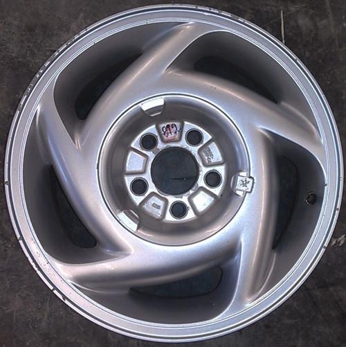 Wheel - 1989 - 1992 - Grade C - SKU 102180 - WWW.TBSCSHOP.COM