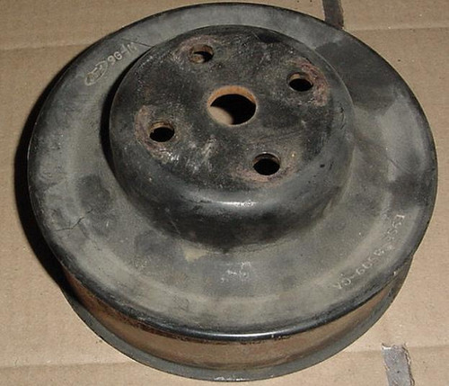 Water Pump Pulley - 3.8L SC - 1989 - 1995 - Thunderbird and Cougar - WWW.TBSCSHOP.COM