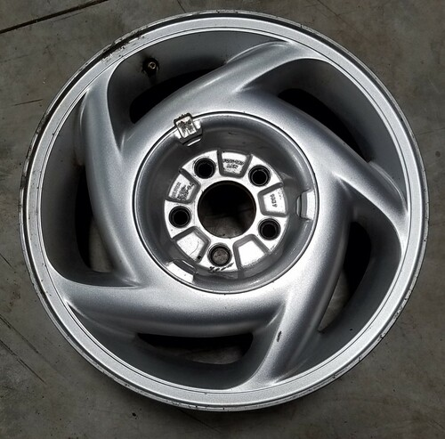 "16"" Wheel 1989-1992 Thunderbird SC Supercharged Grade C SKU 102227"