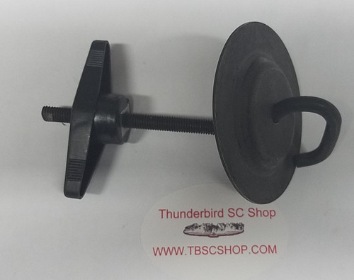 Spare Wheel Clamp - Grade B - SKU 102240 - WWW.TBSCSHOP.COM