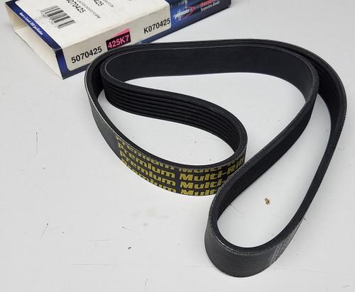 Belt - Jackshaft to Crank Pulley - 3.8 SC - 425K7 - 1989 - 1995 - Thunderbird and Cougar - WWW.TBSCSHOP.COM