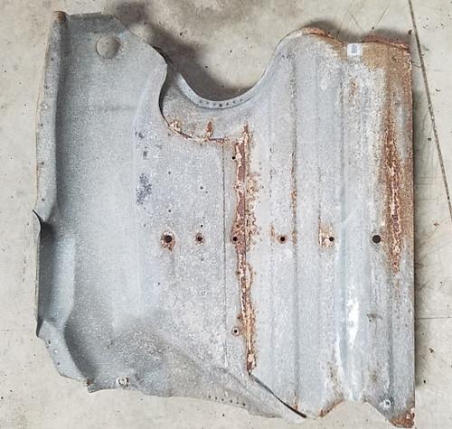 Gas Tank Heat shield 1992-1997 Thunderbird Cougar Mark VIII Grade B