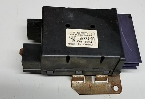 Blower Motor Resistor - FF4LF-19E624-AA - WWW.TBSCSHOP.COM