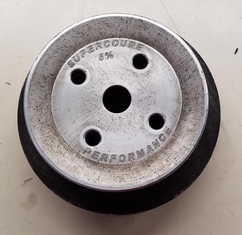 1989 -1995 Thunderbird SC Jackshaft 5% Overdrive Aluminum Pulley - WWW.TBSCSHOP.COM