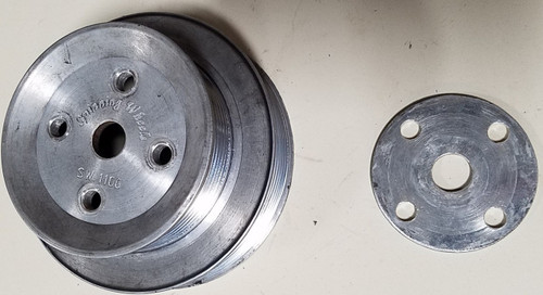 Jackshaft 10% Overdrive Aluminum Pulley 3.8L Thunderbird SC