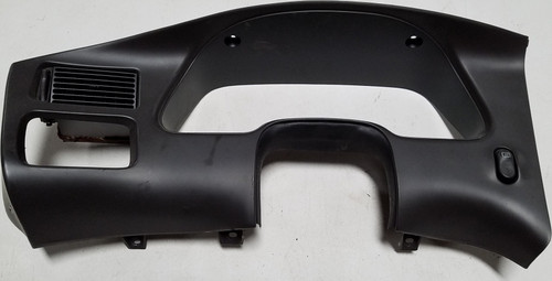 1994-1996 Thunderbird Cougar Instrument Gauge Cluster Panel Bezel Dark Tan Grade A