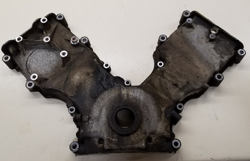 1996-97 Thunderbird & Cougar Timing Chain Cover - 4.6L SOHC - WWW.TBSCSHOP.COM