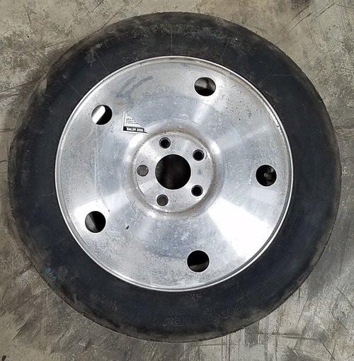 "1989 - 1997 15"" Aluminum Spare Wheel - WWW.TBSCSHOP.COM"