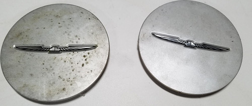 Wheel Cap Insert Set of Two 1993 1994 1995 1996 1997 Thunderbird Grade C