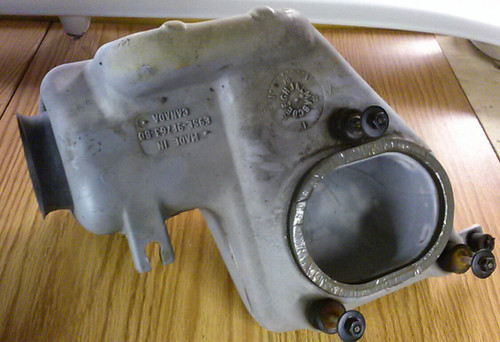 Air Silencer - 1989 - 1993 Thunderbird and Cougar - WWW.TBSCSHOP.COM