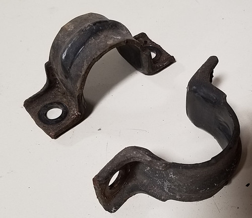 1989 - 1997 Thunderbird Sway Bar Mounting Bracket Set - Front  WWW.TBSCSHOP.COM
