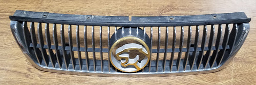 1991 1992 1993 Mercury Cougar Hood Grill with Gold Emblem